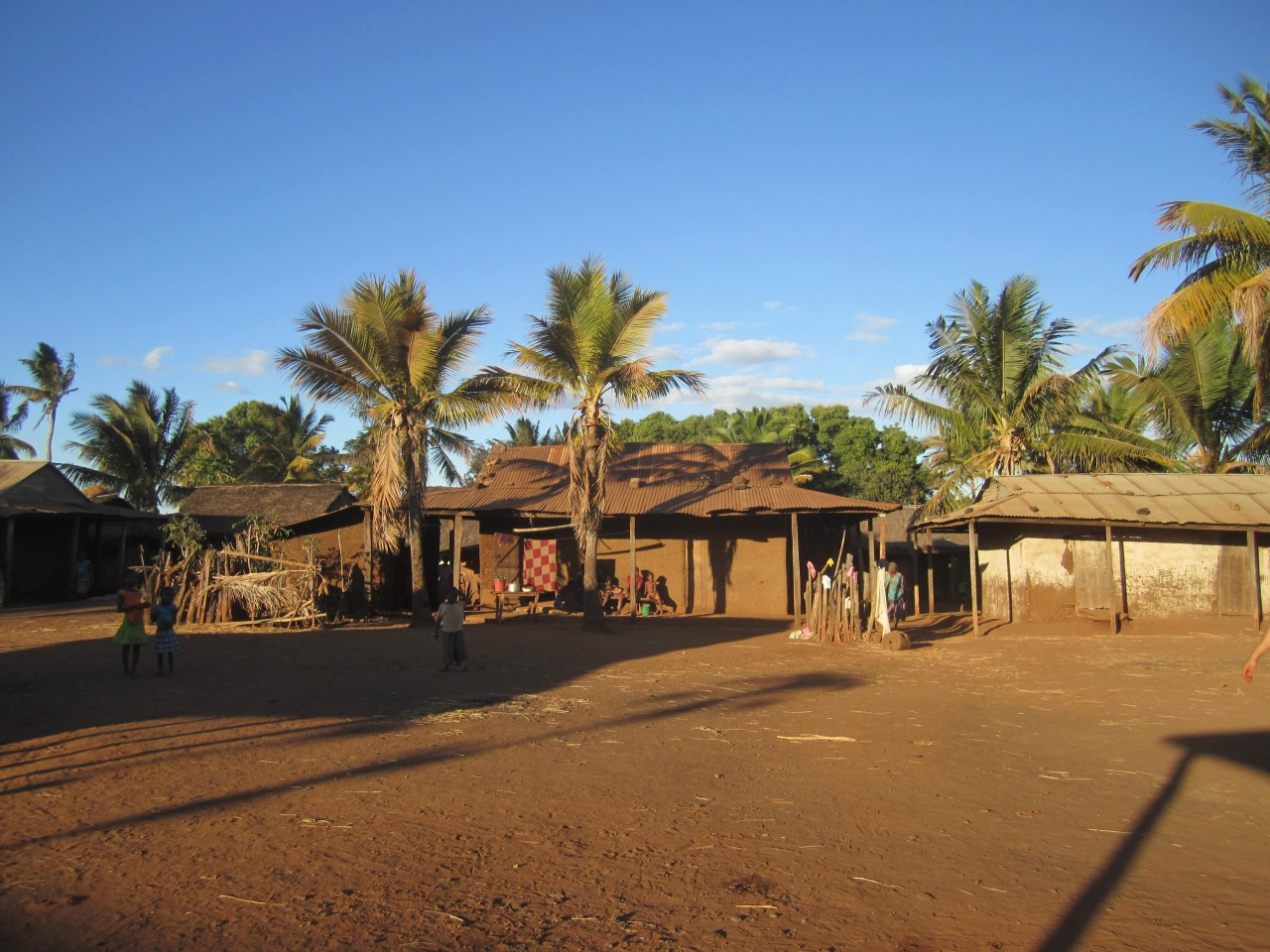 Missionsstation in Ambohitsara