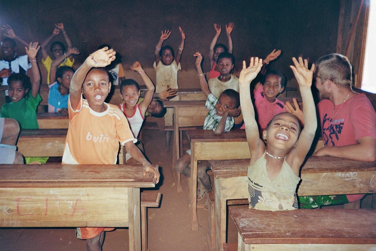 Musik und Spaß im Unterricht