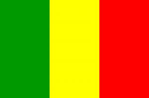Die Landesflagge in Mali. Foto: nemo / pixabay.com